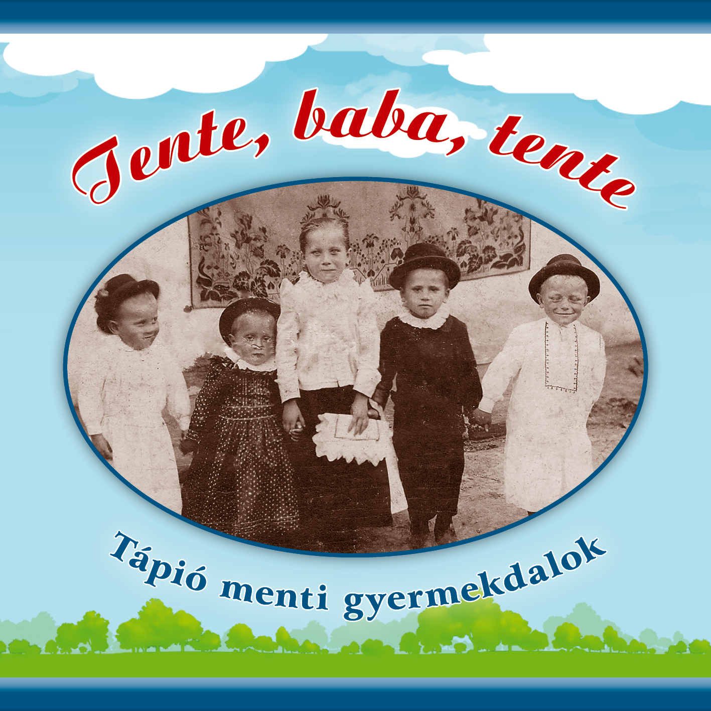 Children songs from the Tápió region-100%x160